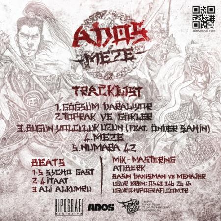 Ados - Meze 2